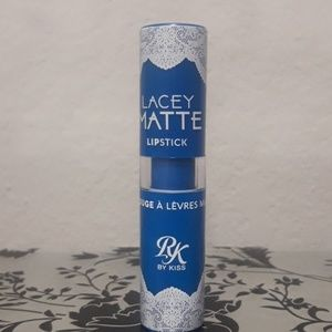 Kiss Lacey Matte Lipstick Sky High NEW
